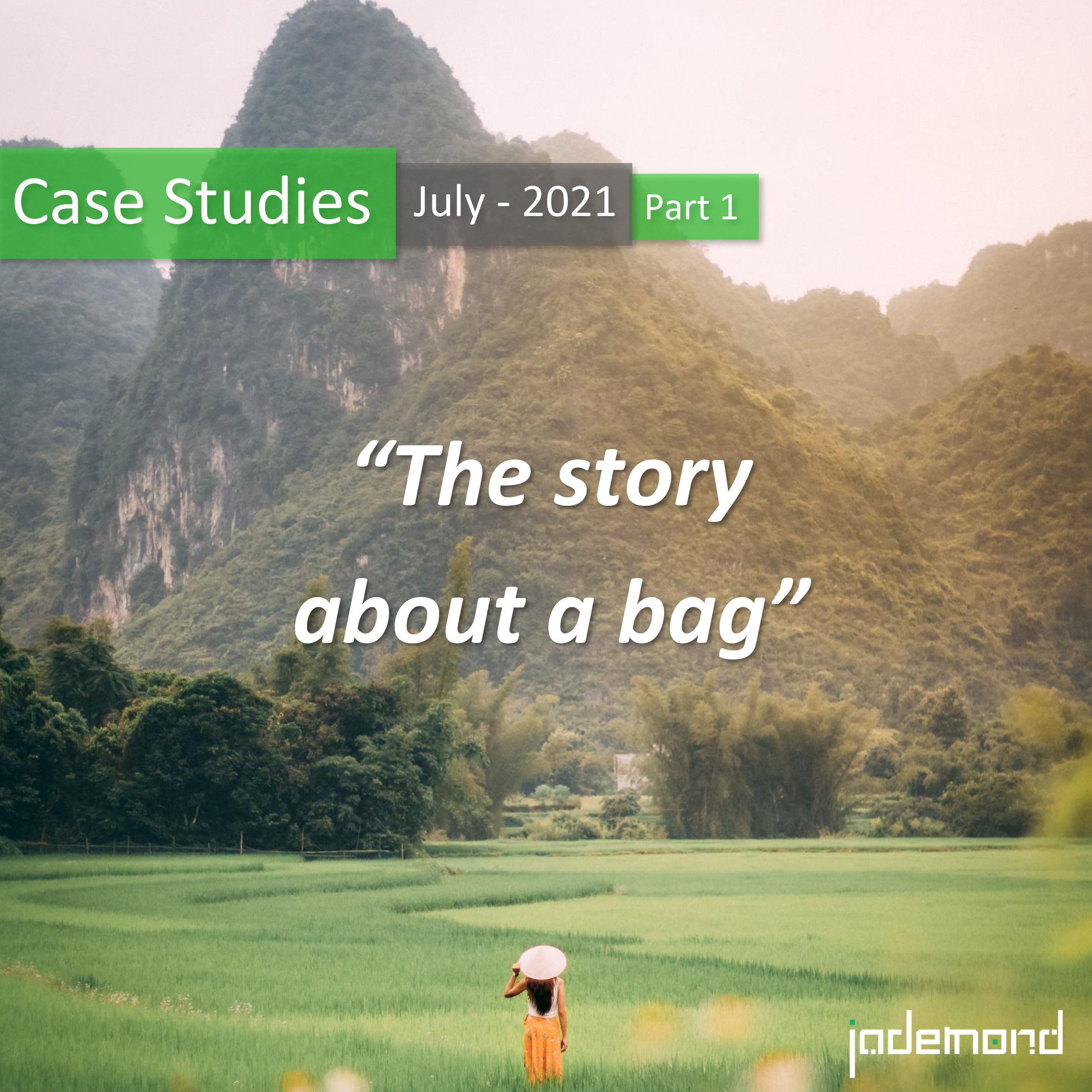 Jademond Case Study July 2021